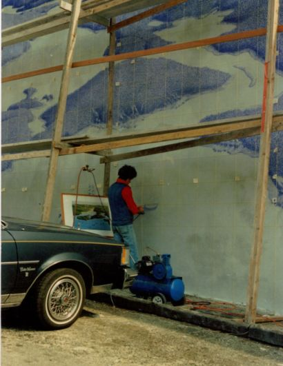 Mural inProcess