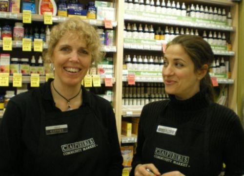 Tanya &Colleen