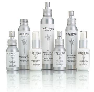 bioethique organic cosmetics