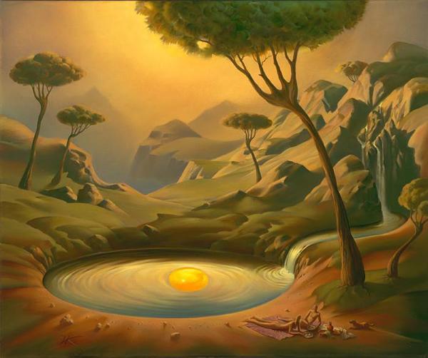More Surrealistic Food Art! | Where Else Organic? | 600 x 502 jpeg 37kB